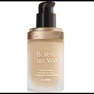 Vanilla Too Faced Born This Way Foundation